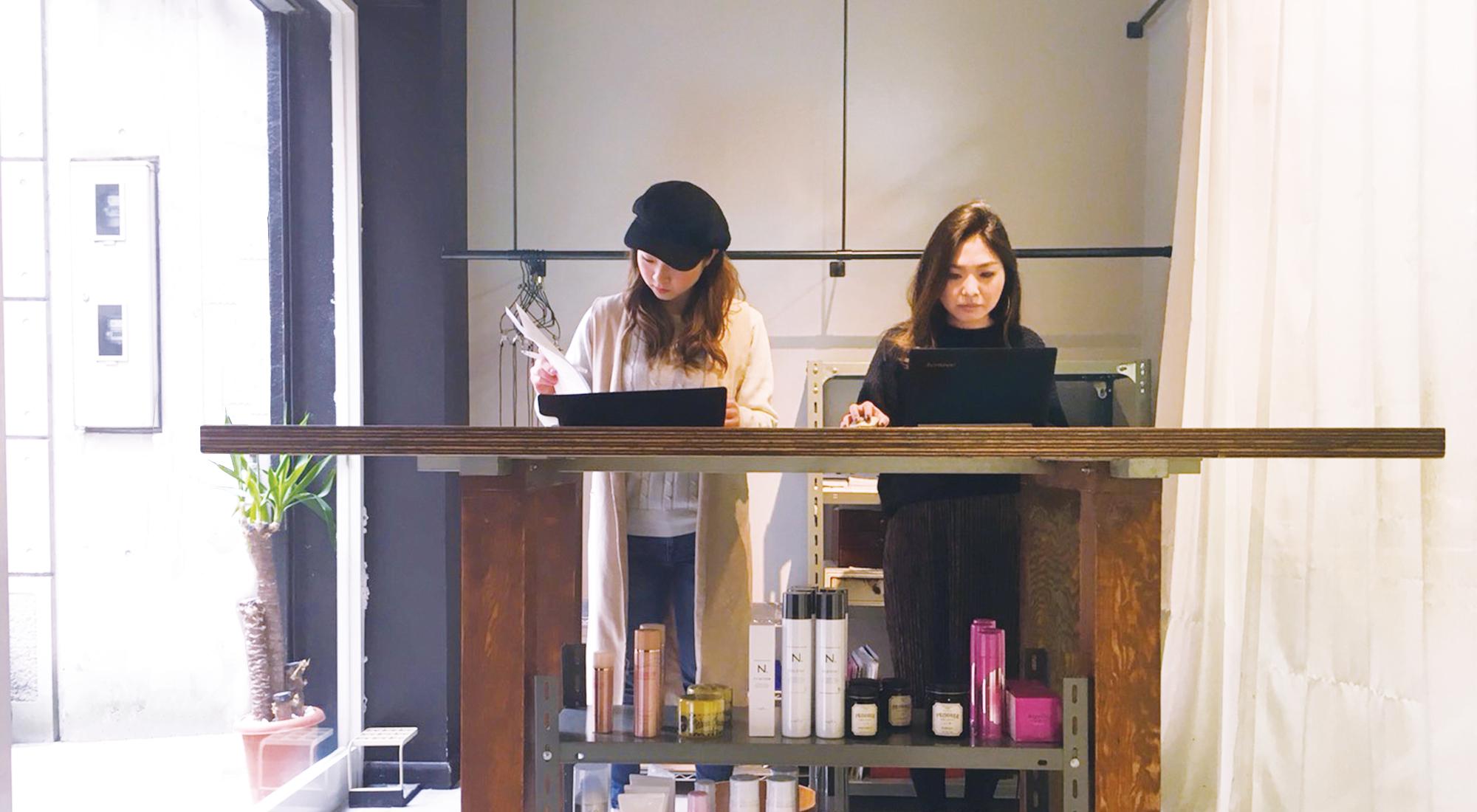 大阪市福島区の隠れ家美容院|ヘアー&アイラッシュ|RGBgarage | アールジービーガレージ